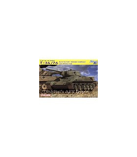 1:35 Dragon T-34/76 No.112 Factory Krasone Sormovo 6479