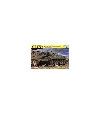1:35 Dragon T-34/76 No.112 Factory Krasone Sormovo 6479