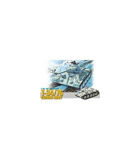 1:35 Dragon Tank Model Kits T-34/76 German Army 6185
