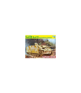 1:35 Dragon StuG III Ausf G Early Production w/Schürzen 6365