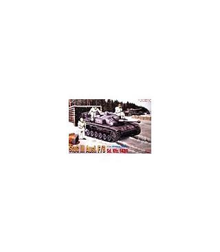 1:35 Dragon Tank Model Kits STuG III Ausf F/8 SdKfz 142/1 9013