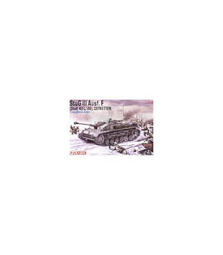 1:35 Dragon STuG III Ausf F (STuK 40L/48) Osketten 9028