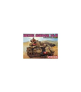 1:35 Dragon Sherman Mk III Mid Production Sicily 6231