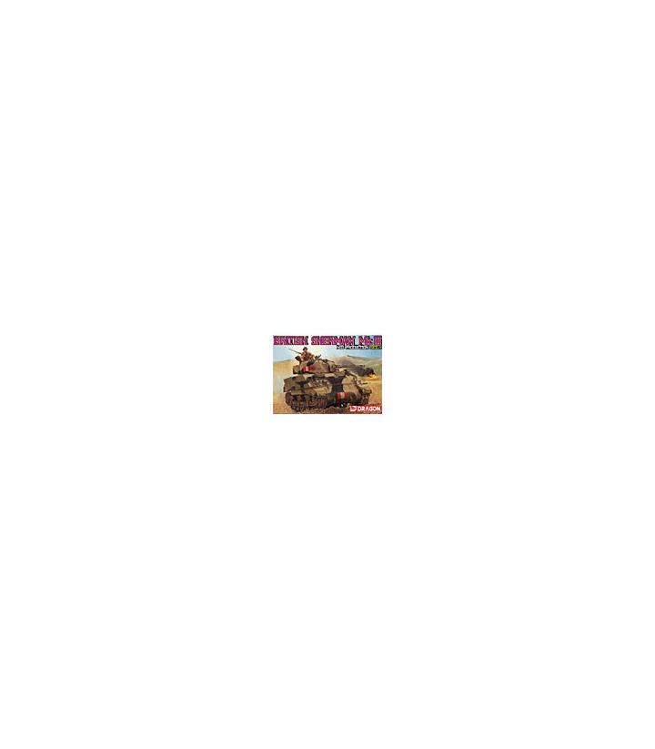 1:35 Dragon Sherman Mk III Mid Production Sicily 6231