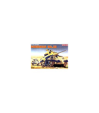 1:35 Dragon Tank Model Kits Sherman Mk III 6313