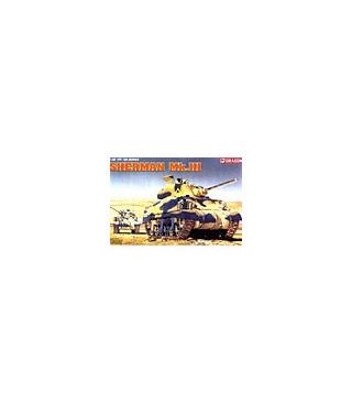 1:35 Dragon Tank Model Kits Sherman Mk III 6313