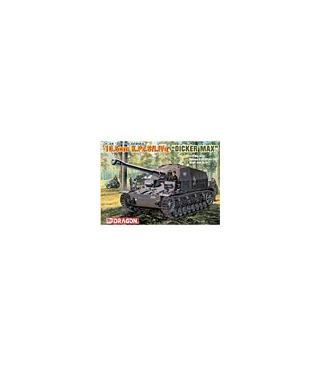 1:35 Dragon Tank Model Kits 10.5cm K.Pz.Sfl.IVa Dicker Max 6357