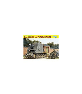 1:35 Dragon s.IG.33(Sf) auf Pz.Kpfw.I Ausf.B Smart 6259 [SOLD OUT]
