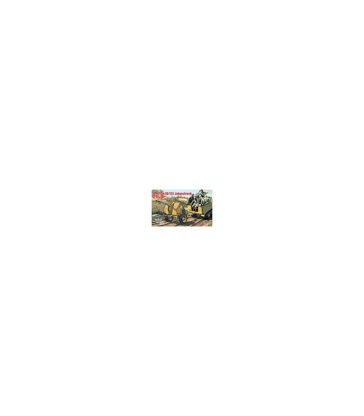 1:35 Dragon 3cm Flak 103/38 Jaboschreck with Trailer 6353