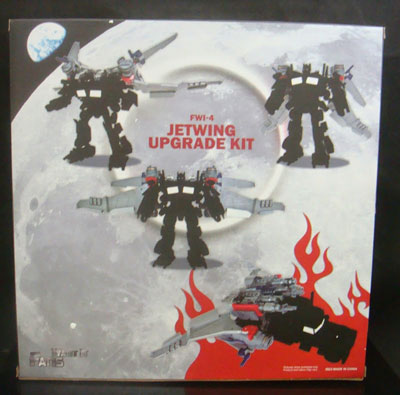Transformers Fans Want It FWI-04 Jetwing Upgrade Kit