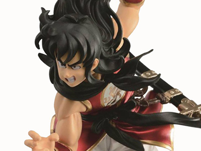 Banpresto Dragon Ball SCultures Yamcha (Red Hot Ver.)