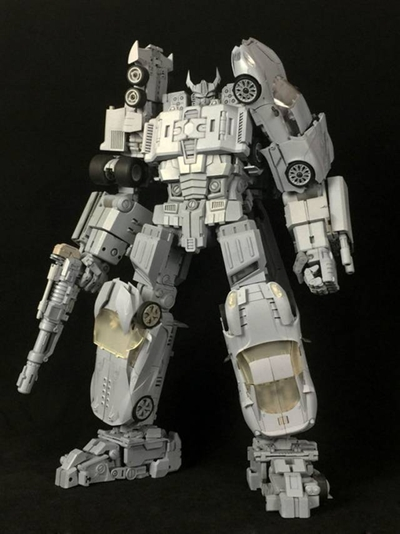 Transformers TransFormMission Havoc M-01 Disorder