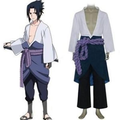 Naruto Uchiha Sasuke Uchiha Cosplay Costume