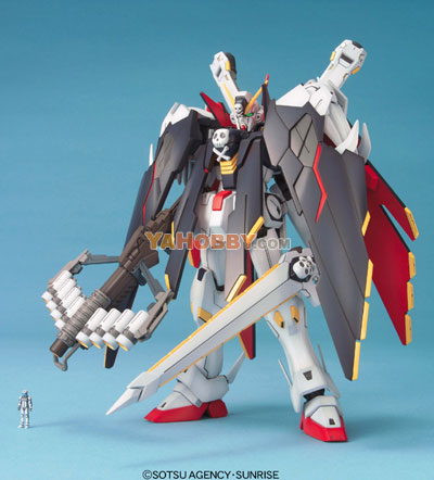 Gundam Master Grade 1/100 MG Crossbone Gundam X-1 Full Cloth