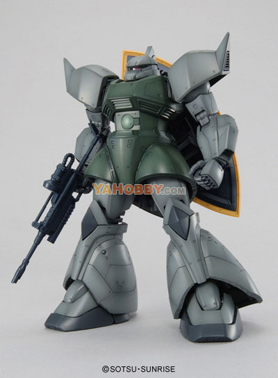 Gundam Master Grade 1/100  MS-14A Gelgoog Production Ver. 2.0