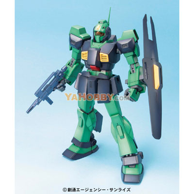 Gundam Master Grade 1/100 Model Kit - MSA-003 Nemo