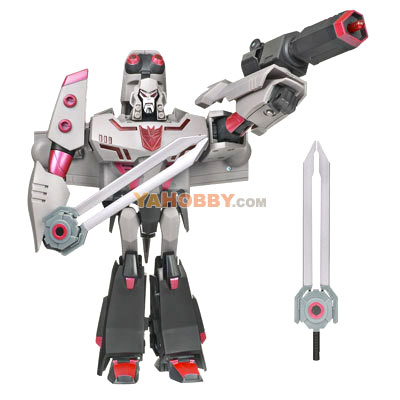 Transformers Animated Leader Earth Mode Megatron