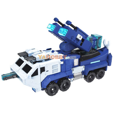 Transformers Animated Leader Ultra Magnus
