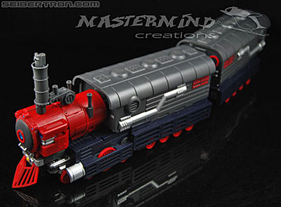 Mastermind Creations Optimus Prime KM-01 Knight Morpher Commander