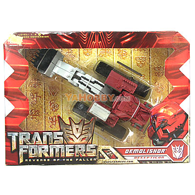 Transformers 2009 MovieE 2 ROTF Voyager Demolisher Devastator