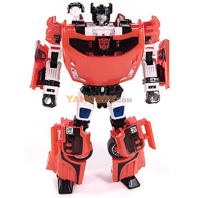 Transformers Universe Deluxe - Wave 03 - Sideswipe