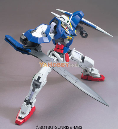 Gundam 00 1/100 Model Kit GN-001 Gundam Exia