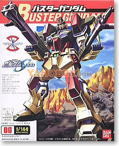 Gundam Seed Destiny 1/144 Model Kit Buster Gundam