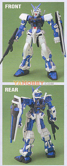 Gundam Seed Destiny 1/144 Model Kit Gundam Astray Blue Frame