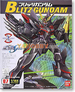 Gundam Seed Destiny 1/144 Model Kit Blitz Gundam