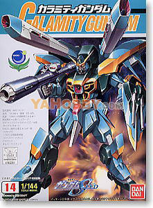 Gundam Seed Destiny 1/144 Model Kit Calamity Gundam