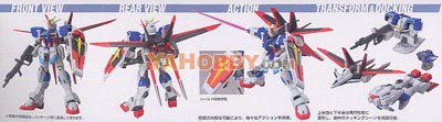 Gundam Seed Destiny HG 1/144 Model Kit Force Impulse Gundam