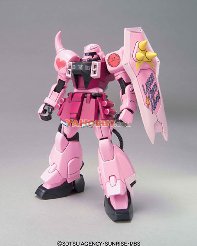 Gundam Seed HG 1/100 Model Kit Zaku Warrior Live Concert Version