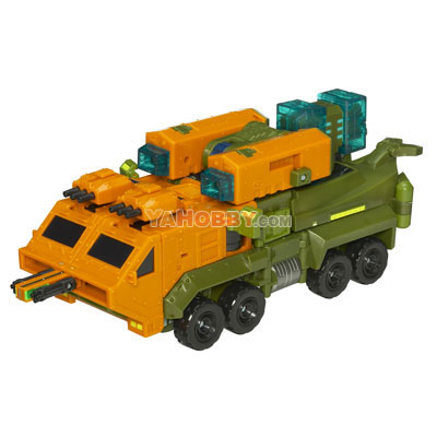 Transformers Animated Leader Class Roadbuster Ultra Magnus