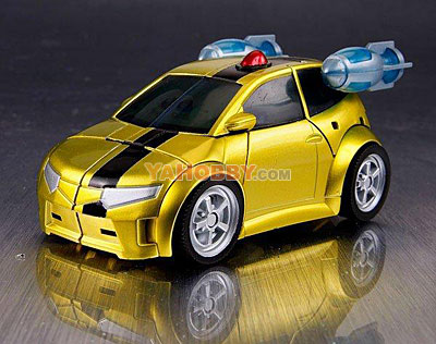 Japanese Transformers Animated - TA02 Bumblebee