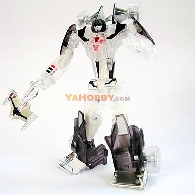 Takara Transformers Henkei Classic C-04 Mirage Exclusive