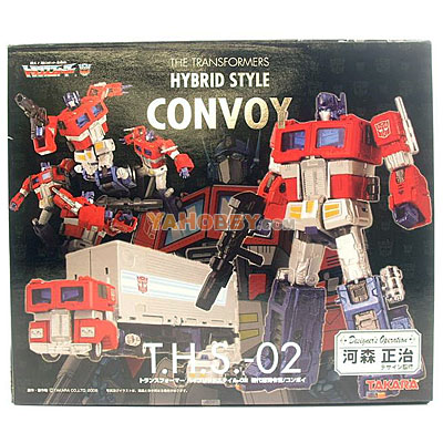 Transformers Hybrid Style THS-02 Optimus Prime Convoy