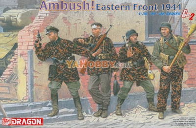 1:35 Dragon Ambush! Eastern Front 1944 Gen 2 6333