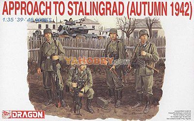 1:35 Dragon Approach to Stalingrad Autumn 42 6122