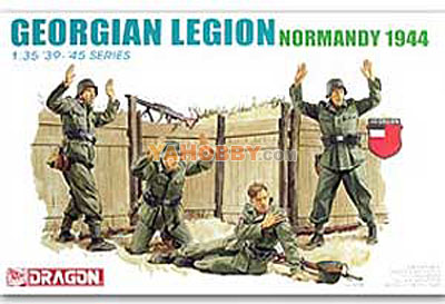 1:35 Dragon Georgian Legion Normandy 1944 6277