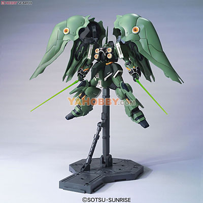 Gundam HGUC 1/144 Model Kit NZ-666 Kshatriya