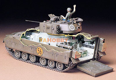 1:35 Tamiya Model Kit M2 Bradley 35132
