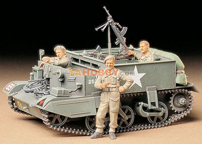 1:35 Tamiya Model Kit British Universal Carrier Mk.II 35175