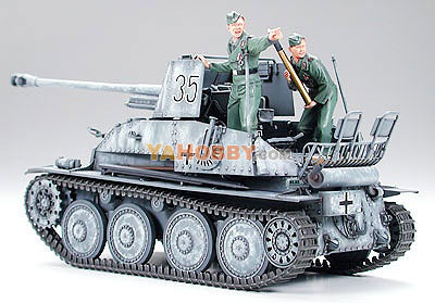 1:35 Tamiya Model Kit German Tank Destroyer Marder 3 35248