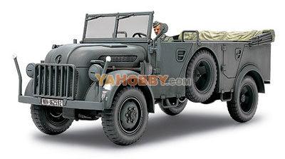 1:48 Tamiya Model Kit German Steyr Type 1500A/01 32549