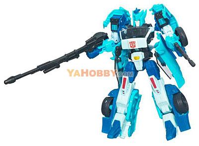 Transformers 2010 Generations Series 04 Blurr