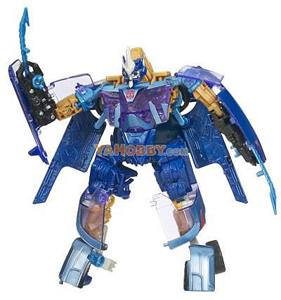 Transformers 2010 Movie 2 ROTF Deluxe Electrostatic Jolt