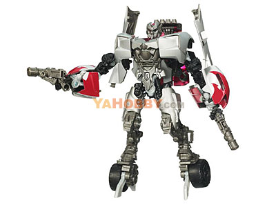 Transformers 2010 Movie 2 ROTF Deluxe Sidearm Sideswipe