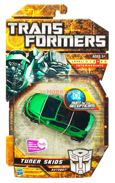 Transformers 2010 Movie 2 ROTF Deluxe Tuner Skids