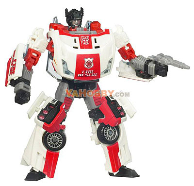 Transformers 2010 Generations Series 03 Red Alert