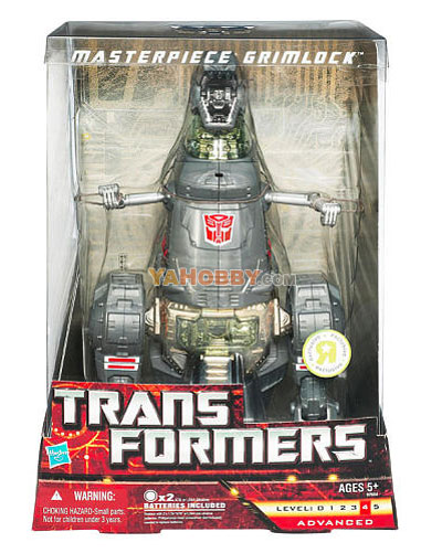 Hasbro Transformers Masterpiece Grimlock Exclusive